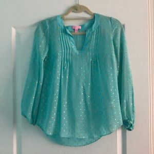 Lilly Pulitzer Tops - Lilly Pulitzer blouse